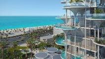 La torre con più piscine che balconi