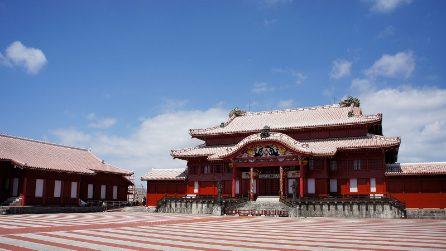 Il Castello Shuri di Okinawa, Patrimonio Mondiale dell'Umanità