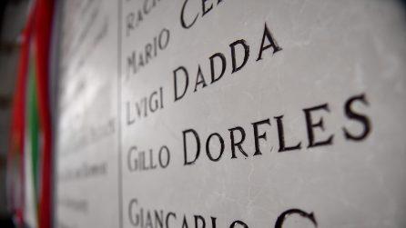 Milano, i nomi di dodici grandi personalità iscritti nel Famedio: la cerimonia al Monumentale