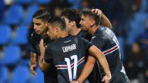 Serie A, le immagini di Spal-Sampdoria