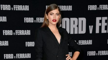 Il primo red carpet di Valentina Sampaio