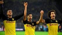 Champions League 2019/2020, le immagini di Borussia Dortmund-Inter