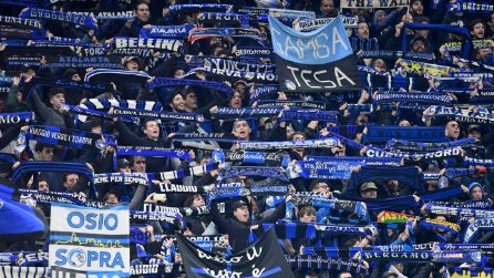 Champions League, le immagini di Atalanta-Manchester City