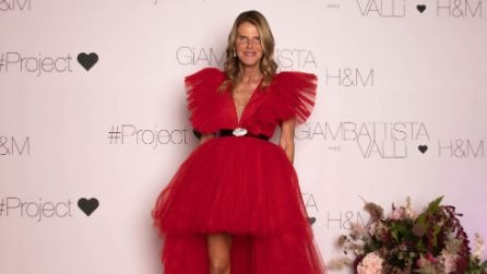Le star all'evento di lancio della collezione Giambattista Valli x H&M