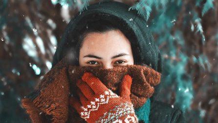 20 cosmetici per proteggere la pelle dal freddo