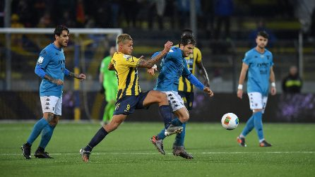 Serie B 2019/2020, le immagini di Juve Stabia-Benevento
