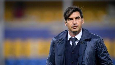 Serie A, le immagini di Parma-Roma