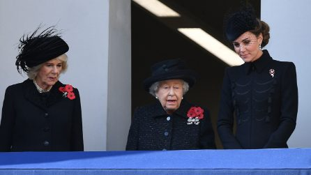 I look di Meghan Markle e Kate Middleton al Remembrance Day 2019