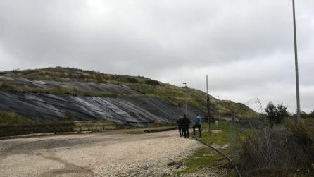 Bracciano, sopralluogo alla discarica di Cupinoro: le immagini del sito in attesa di bonifica
