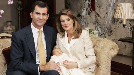 La trasformazione di Leonor e Sofia, le principesse di Spagna