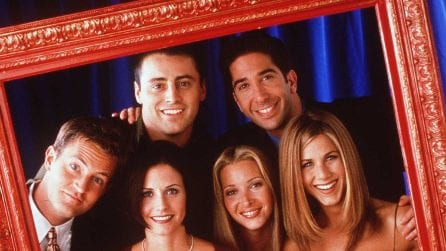 Le foto più belle di Friends