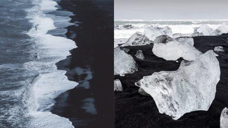 La spiaggia nera, uno spettacolo mozzafiato: dove è possibile visitarla