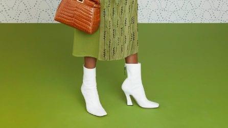 Scarpe bianche, i modelli da avere nell'autunno 2019