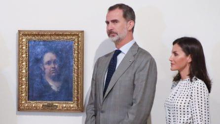 I look di Letizia di Spagna per il Royal Tour a Cuba