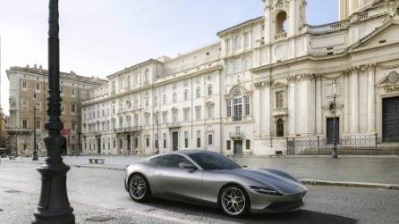 Ferrari Roma, ecco il coupé ispirato alla Dolce Vita