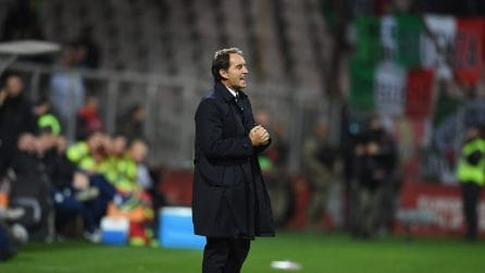 Qualificazioni Euro 2020, le immagini di Bosnia-Italia