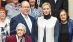 Charlene di Monaco, il look sobrio per il ritorno in pubblico