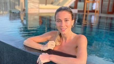 Diletta Leotta e Daniele Scardina alle Maldive