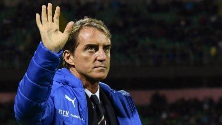Euro 2020, le immagini di Italia-Armenia