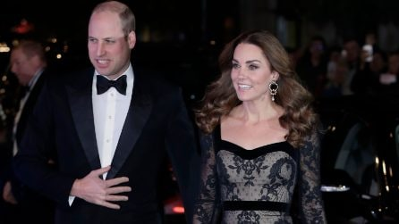 Il look sensuale di Kate Middleton