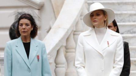 Beatrice Borromeo Vs. Charlene Wittstock: è sfida di stile alla Festa Nazionale di Monaco