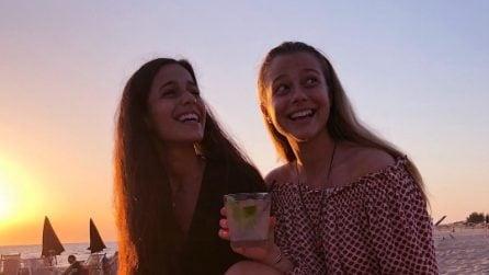 Le foto di Rebecca e Jacqueline, le prime due figlie di Heather Parisi