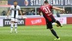 Serie A 2019/2020, le immagini di Bologna-Parma