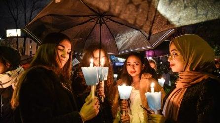 Milano ricorda Lea Garofalo: una fiaccolata e un totem a dieci anni dalla scomparsa