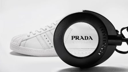 La collezione Prada for adidas