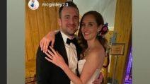 Il matrimonio americano di Martina, la figlia di Paolo Bonolis