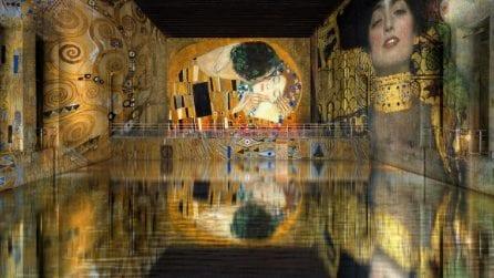 Nel più grande centro di arte digitale del mondo