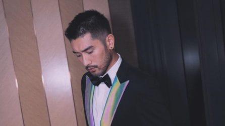 Morto il modello attore Godfrey Gao: attacco cardiaco durante le riprese