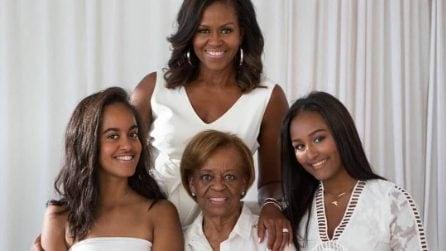 Le foto di Malia e Sasha Obama