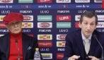 """Le lacrime di Mihajlovic: """"Sto bene ma in questi 4 mesi è stata dura"""""""