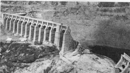 Il crollo della diga del Gleno: un disastro dimenticato