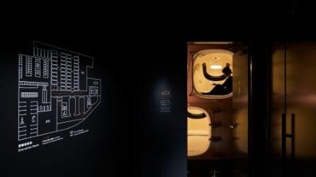 Nell'albergo che ha rivoluzionato i capsula hotel