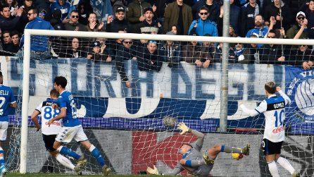 Serie A, le immagini di Brescia-Atalanta