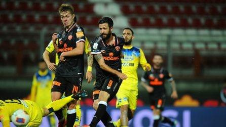 Serie B, le immagini di Perugia-Pescara 3-1
