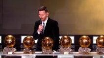 Lionel Messi conquista il Pallone d'Oro 2019, è il sesto della carriera