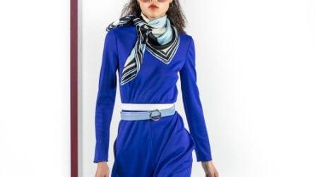 Blu classico, il colore Pantone 2020 nella moda e nel mondo beauty