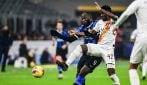 Serie A 2019/2020, le immagini di Inter-Roma