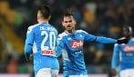 Serie A 19-20, le immagini di Udinese-Napoli