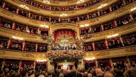 La Prima della Scala, tra i presenti Liliana Segre e Patti Smith