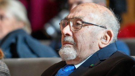 È morto Piero Terracina: instancabile testimone della Shoah deportato a Auschwitz