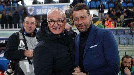 Serie A, le immagini di Sampdoria-Parma