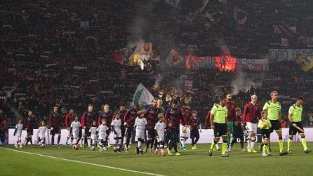 Serie A, le immagini di Bologna-Milan