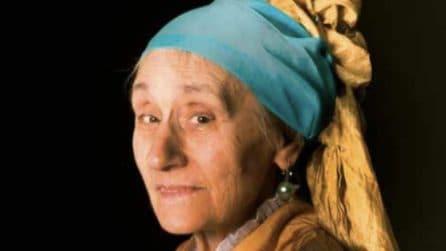 """Affetti da Alzheimer diventano protagonisti di famosi quadri: """"Ogni vita è un capolavoro"""""""