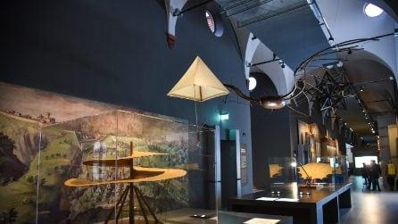 Inaugurata a Milano la più grande esposizione permanente al mondo dedicata a Leonardo da Vinci