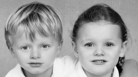I 5 anni di Jacques e Gabriella di Monaco