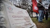 "Piazza Fontana, una quercia rossa in memoria di Giuseppe Pinelli. Sala: ""Milano chiede scusa"""